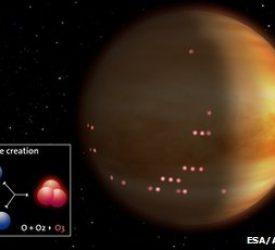 Venus springs ozone layer surprise
